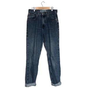 Vintage Gap High Waisted Jeans Classic Fit Blue